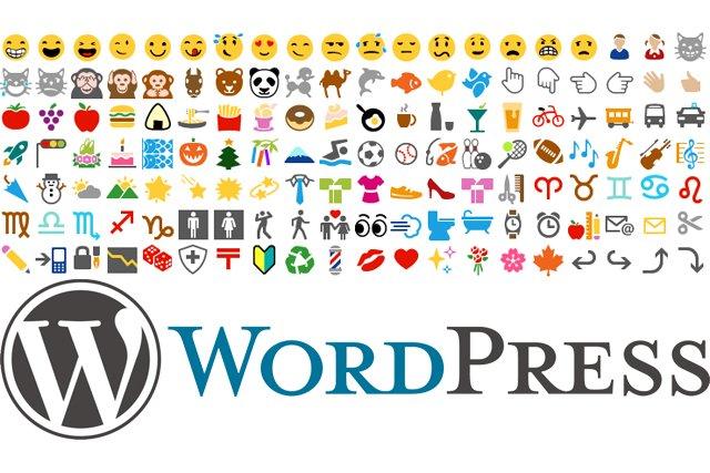 ブログ WordPressで絵文字を使わないなら