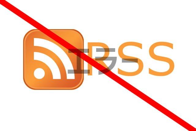 RSS配信エラーについて
