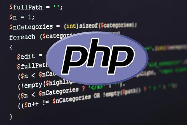 ブログ PHPのバージョン問題